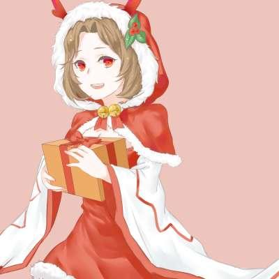 圣诞快乐~ get到了一种新的偷懒方式  然而还是战胜不了色差。圣诞贺图双生视界h,双生视界本子福利各种同人都在这里~